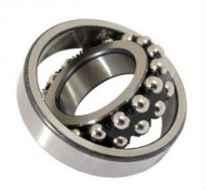 Self-aligning ball bearings cylindrical bore 22.2RS