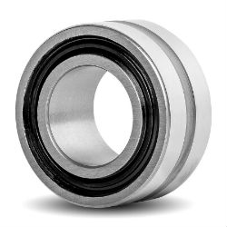 Needle roller bearings NA49..-2RS