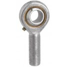 Ball joint ends male steel/bronze PFE (GAKFR..PB / GAKFL..PB)