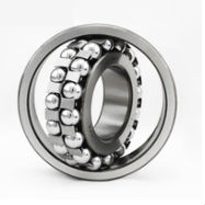 Self-aligning ball bearings tapered bore 22..K
