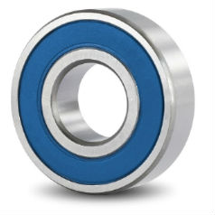 Stainless steel deep groove ball bearings - 60..2RS, 62..2RS
