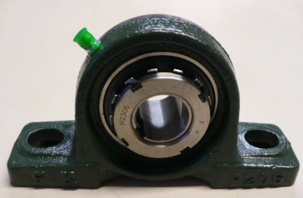 Mounted bearing, pillow block - UKP