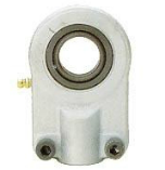 Ball joint ends, coupling steel/steel, normes cetop PR...S (GIHOK...DO)