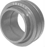 Radial spherical plain bearings, type GE...LO