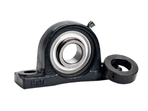 Mounted bearing, pillow block - NAP
