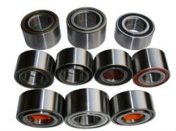 Automotive bearings Double row angular contact