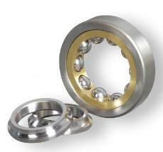 Four-point contact ball bearings