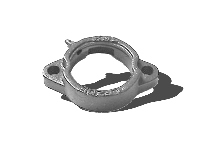 Ductile zinc alloy housing, FL series