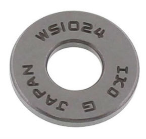Shaft locating washers WS811