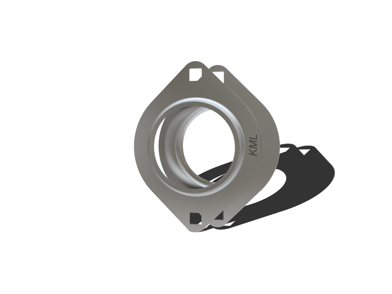 Two-bolt flange housing PFL