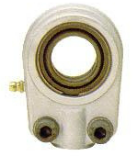 Ball joint ends, steel/steel,  PR...U-LO (GIHRK...LO)