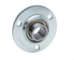Round three bolts flange units-pressed steel UCPF, SBPF